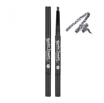 Wonder Drawing 24h Auto Eyebrow (01 Gray Black)