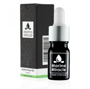 Marina Miracle Aktive Face Oil For Men