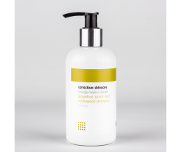 Conscious Skincare Grapefruit Lemon and Cedarwood Shampoo